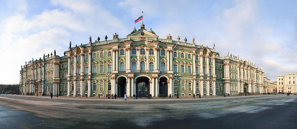 Экскурсия в петербуржский Эрмитаж