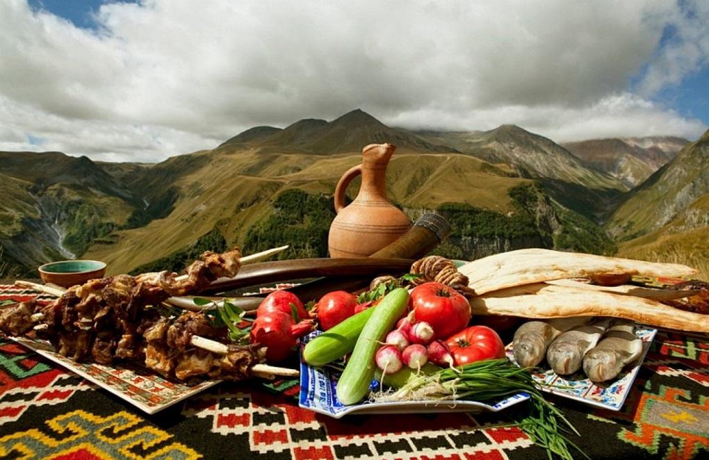 Гастрономические экскурсии в Ереване