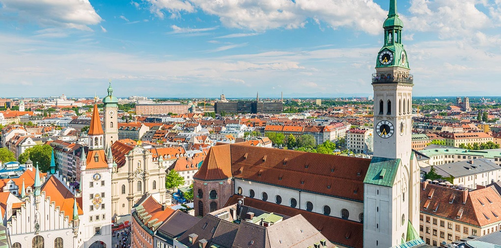 Индивидуальные экскурсии в Мюнхене
