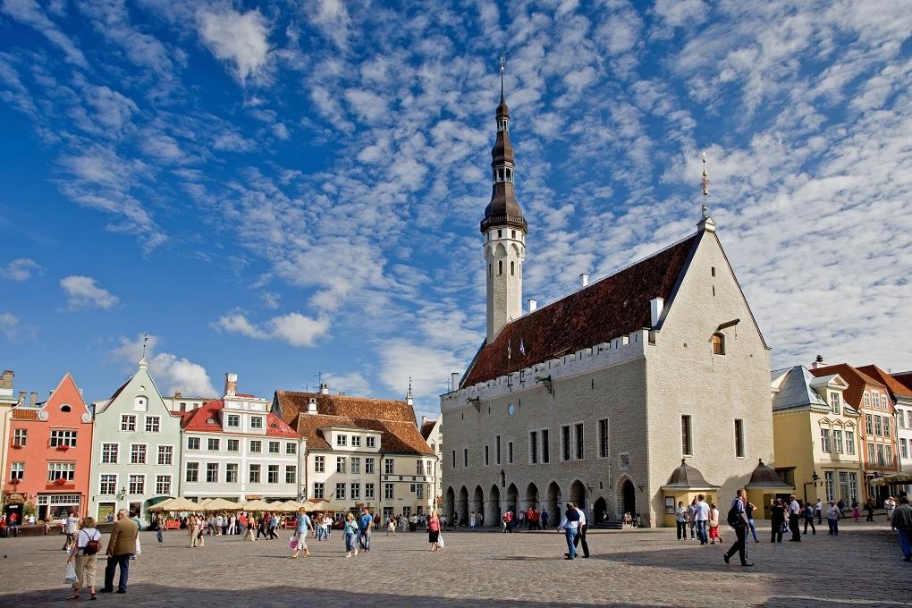 Необычные пешеходные экскурсии по Таллину