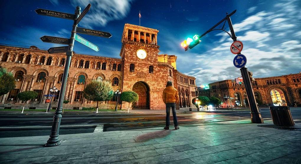 Обзорная экскурсия в Ереване