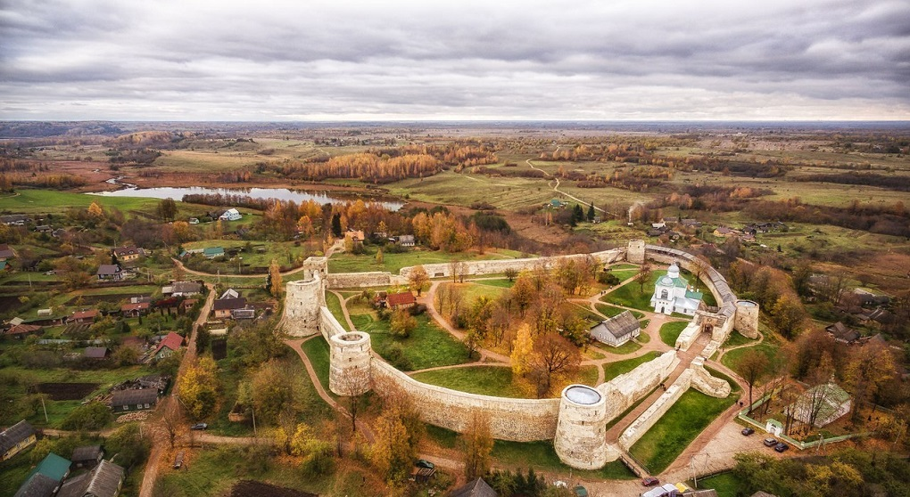 Экскурсии по Псковской области