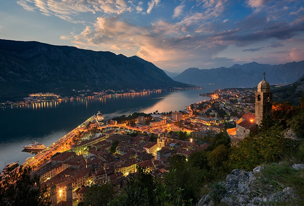 Обзорные экскурсии по Черногории