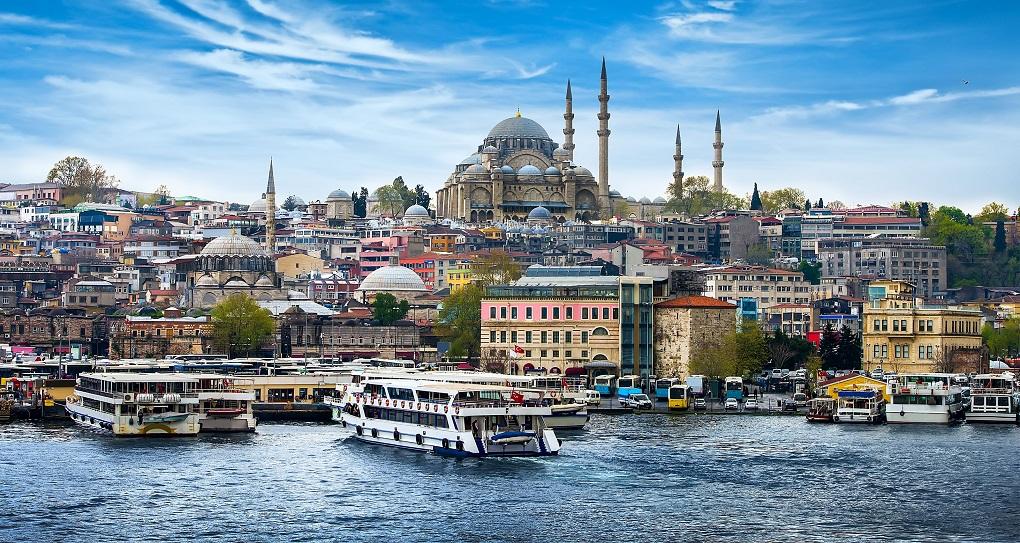 Экскурсии из Сиде в Стамбул