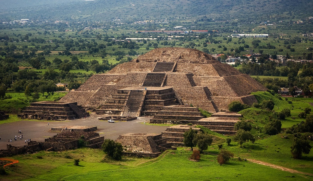 Экскурсии по Мексике из Канкуна