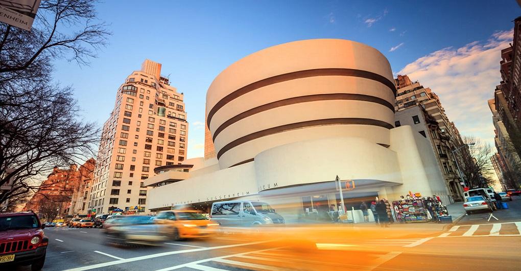 Экскурсии в музеи Нью-Йорка