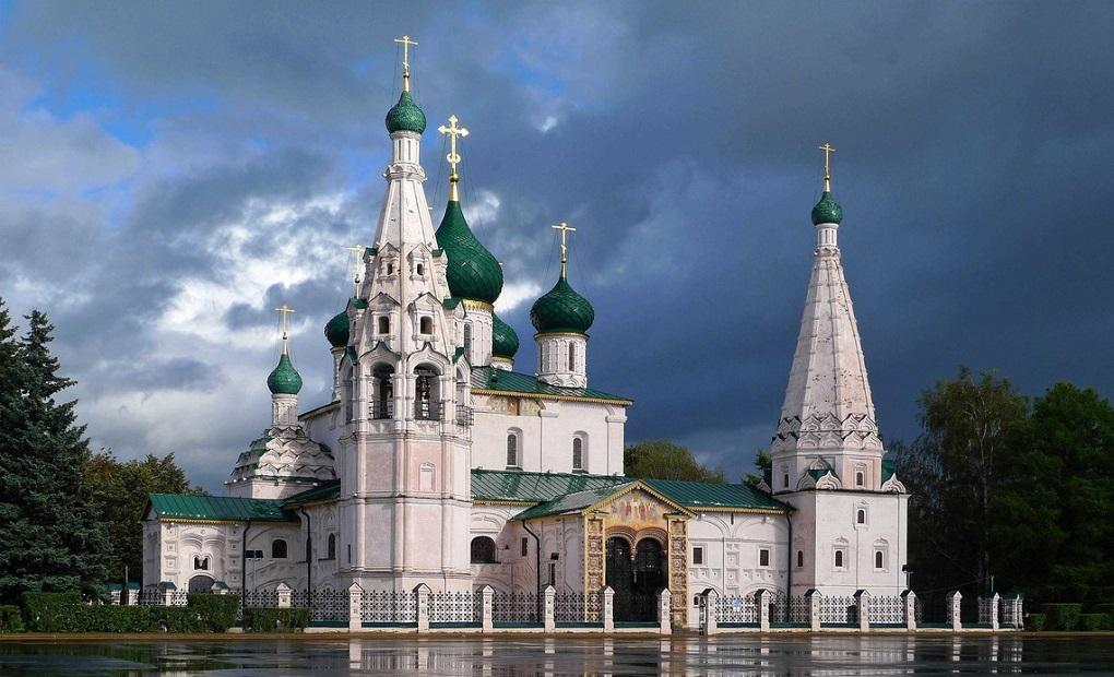 Экскурсия Храмы и святыни Ярославля