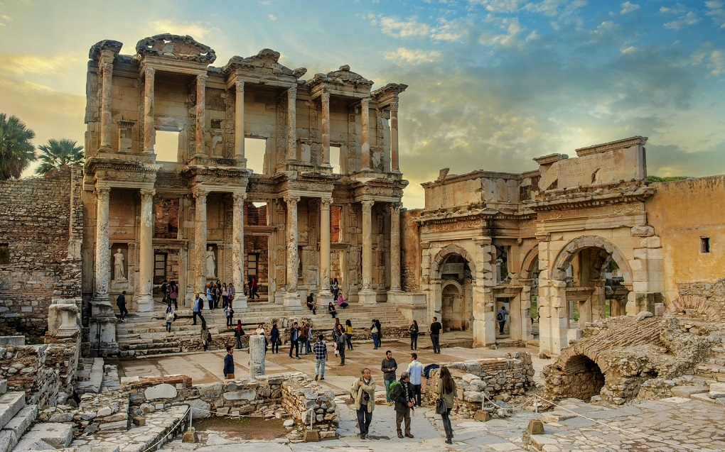 Экскурсия из Мармариса в Эфес
