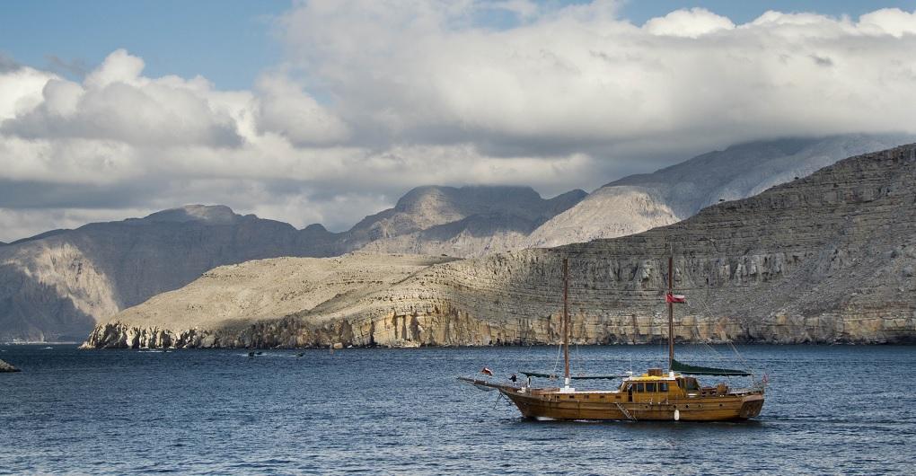 Экскурсия к Арабским фьордам из Шарджи