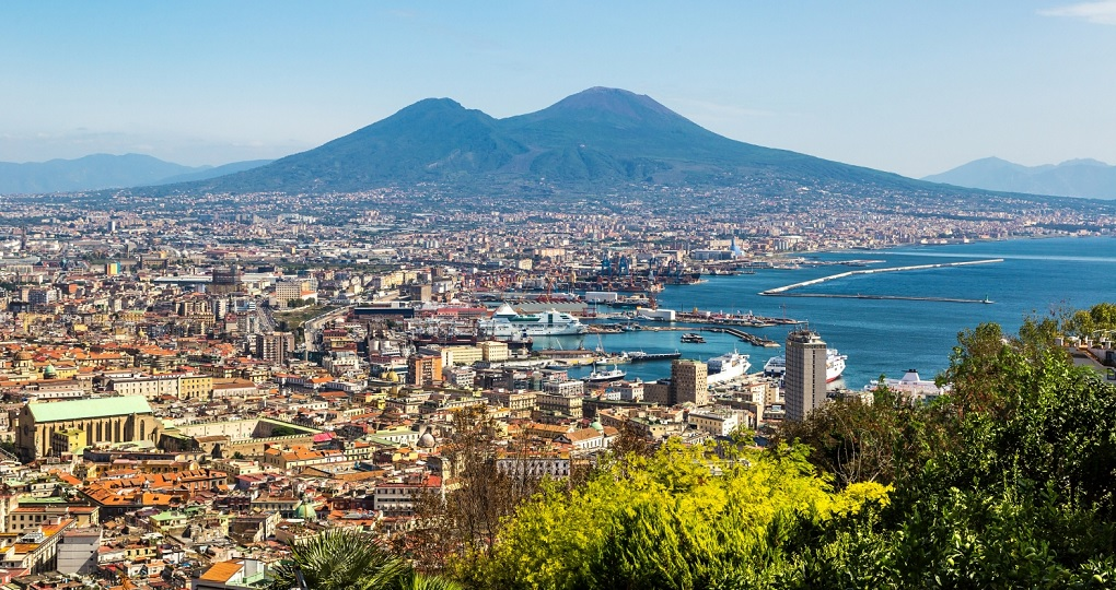 Экскурсия на Везувий из Неаполя