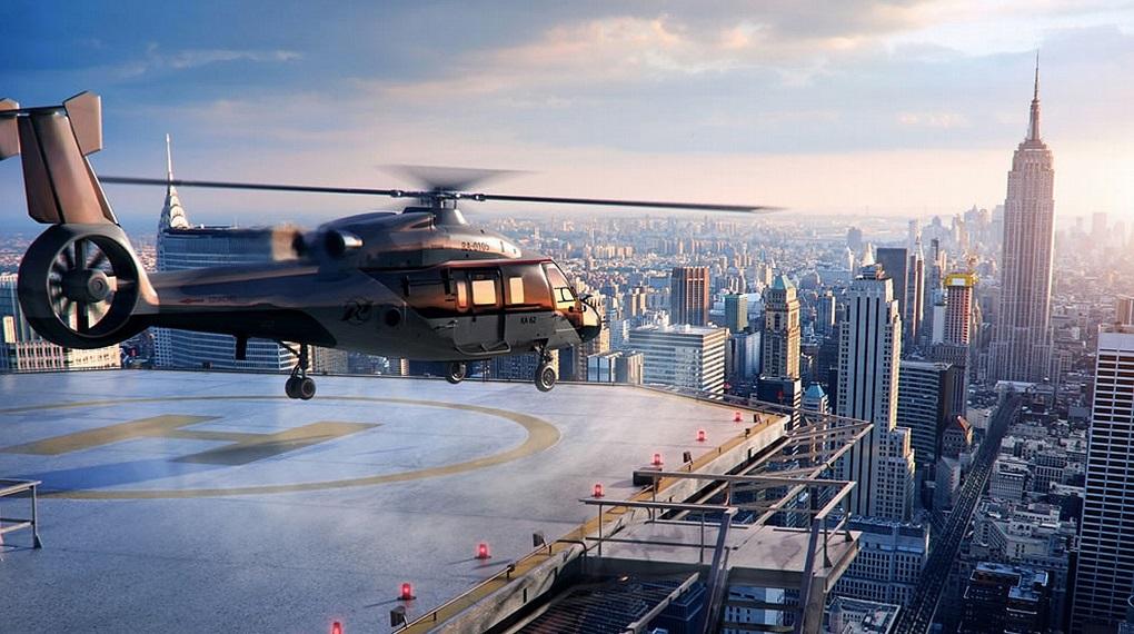 Экскурсия на вертолете над Нью-Йорком