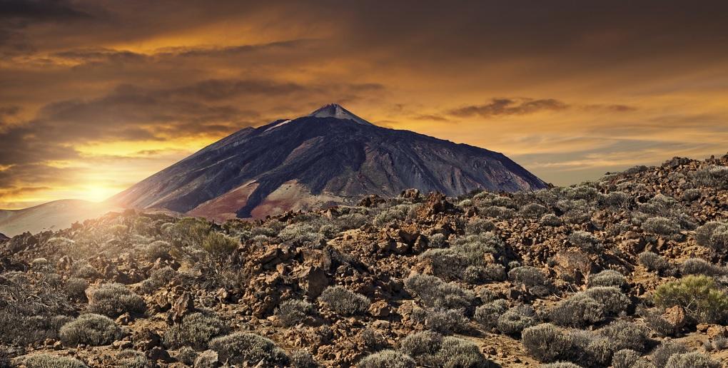 Экскурсия на вулкан Тейде