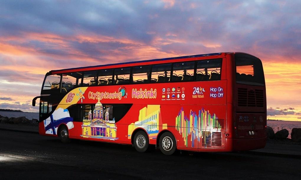 Экскурсия по Хельсинки на автобусе