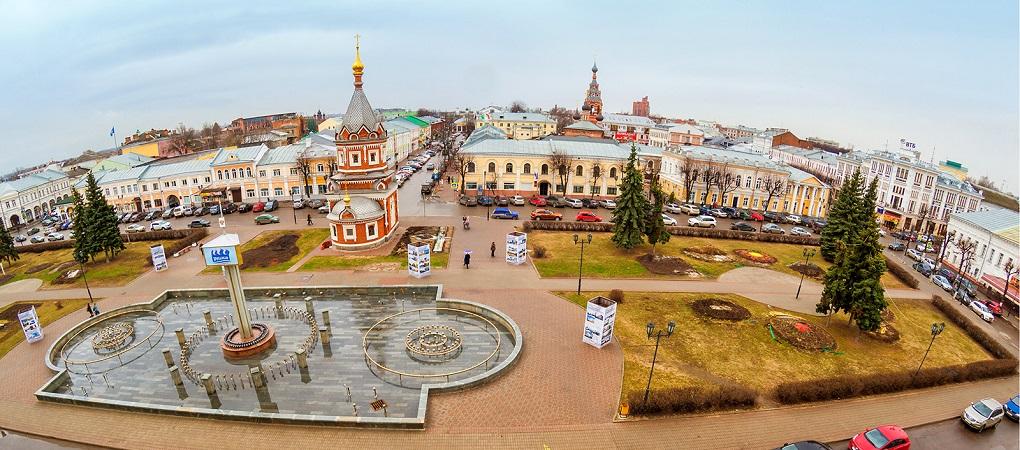 Групповые и индивидуальные экскурсии по Ярославлю