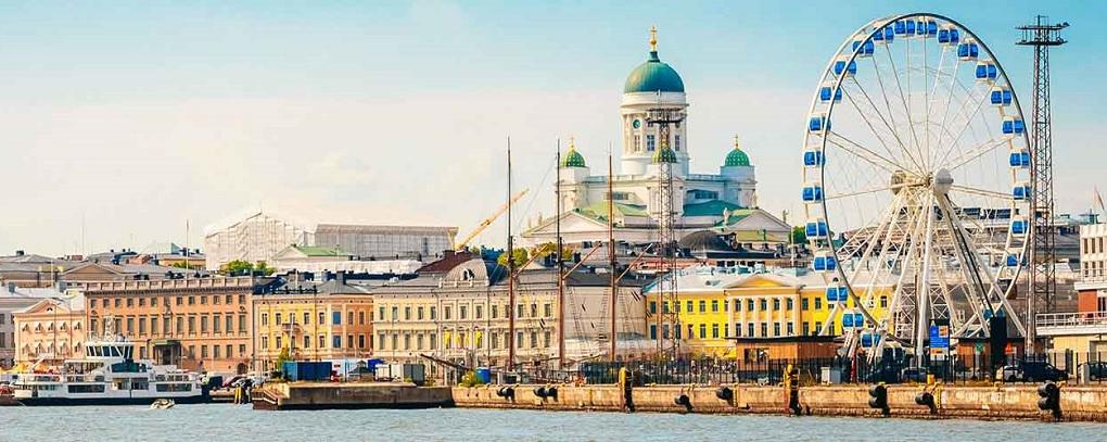 Обзорная экскурсия по Хельсинки на русском языке