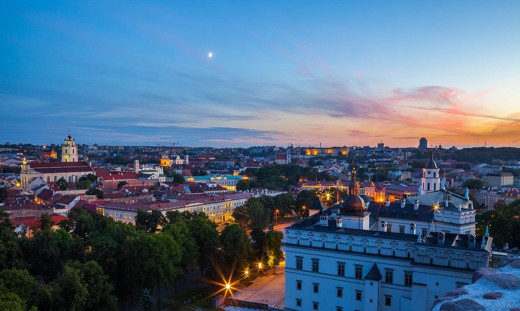 Обзорная экскурсия по Вильнюсу на русском языке