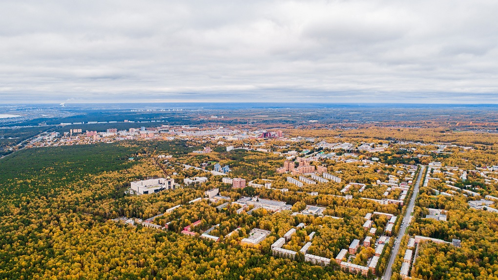 Экскурсия по Академгородку Новосибирска