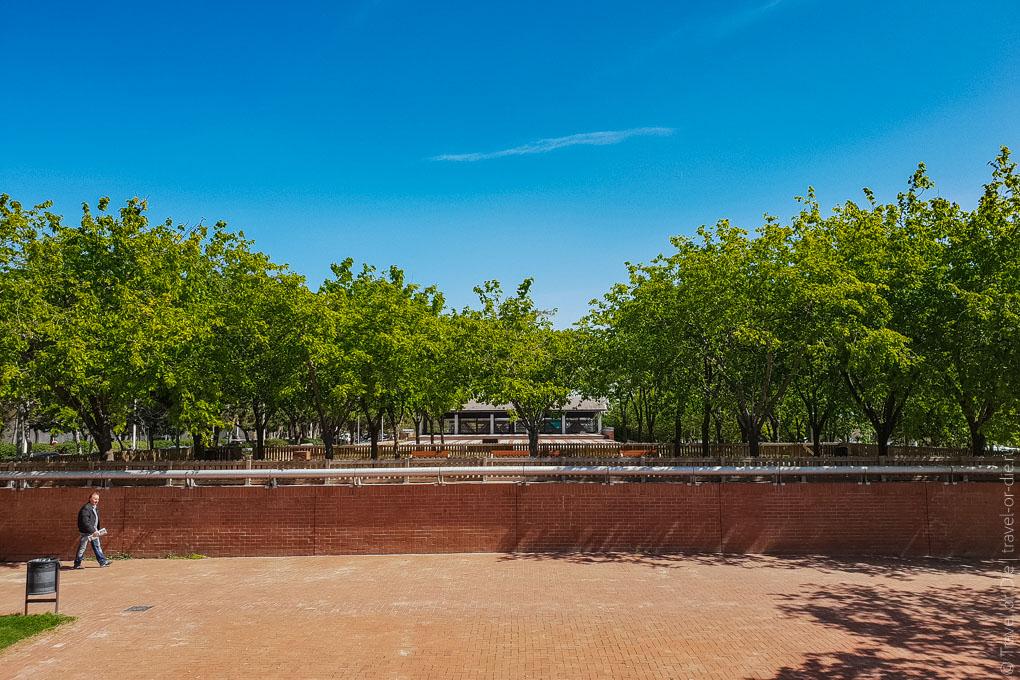 Барселона за 1 день. Экскурсия по Барселоне на автобусе 12