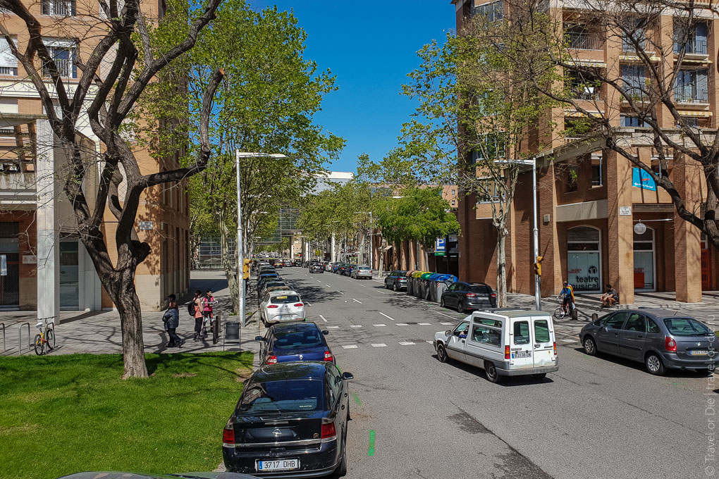 Барселона за 1 день. Экскурсия по Барселоне на автобусе 29