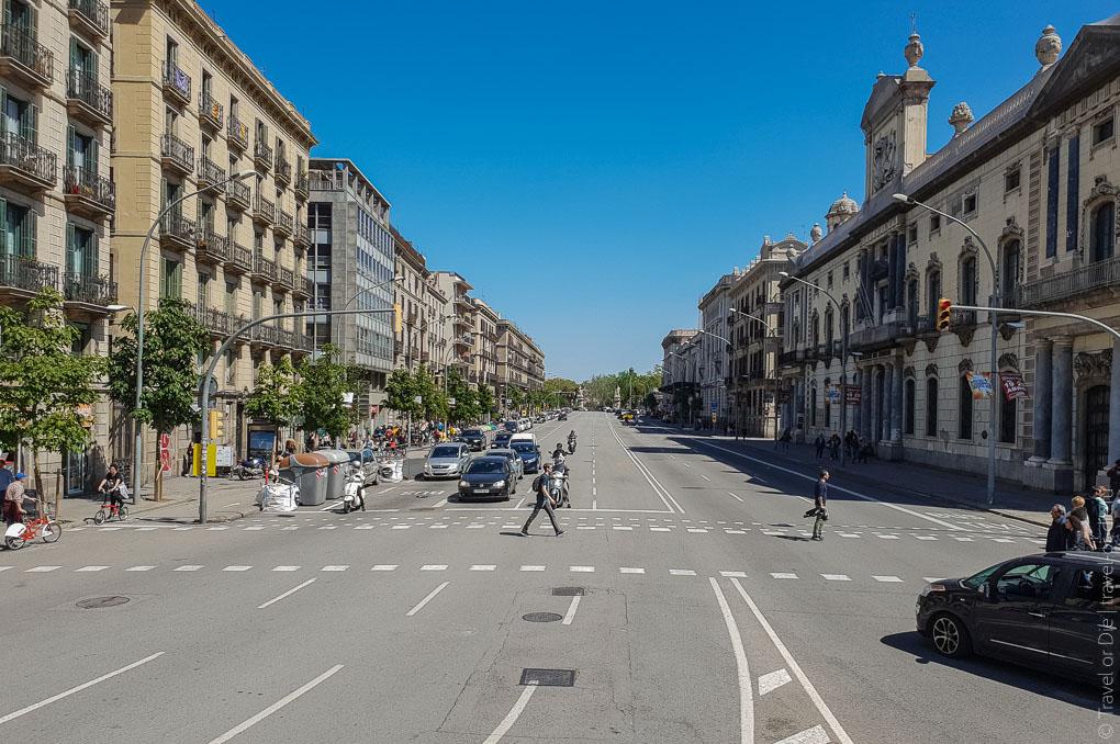 Барселона за 1 день. Экскурсия по Барселоне на автобусе 1