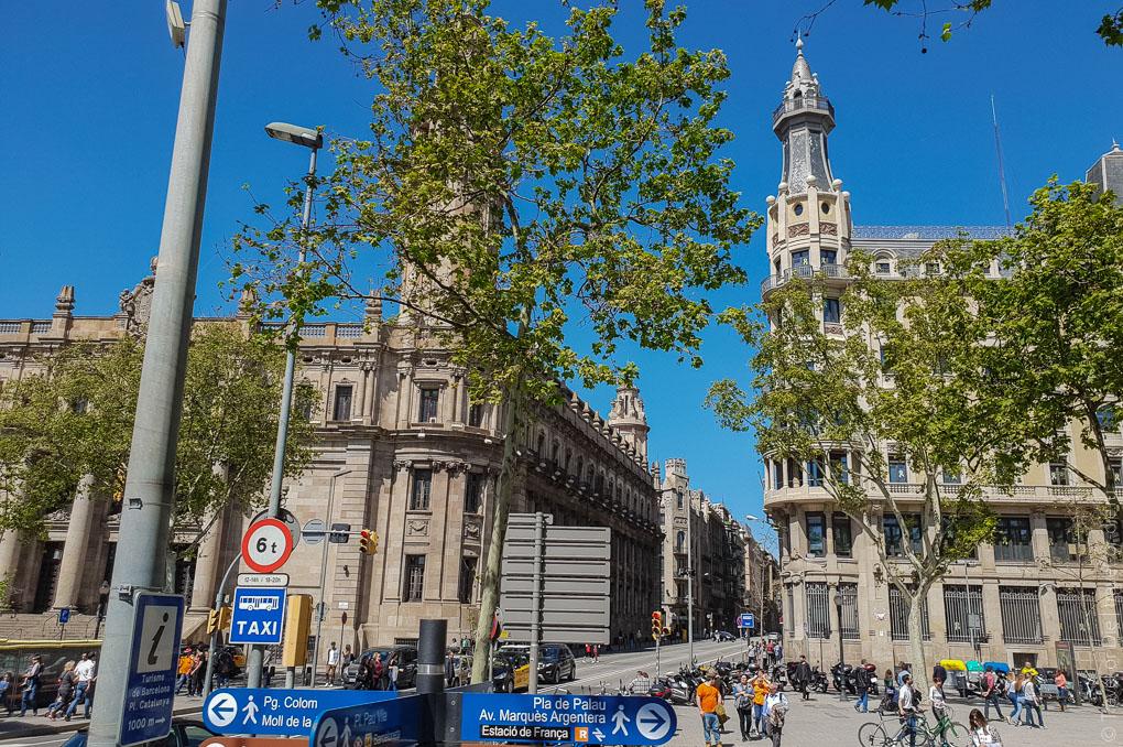 Барселона за 1 день. Экскурсия по Барселоне на автобусе 11