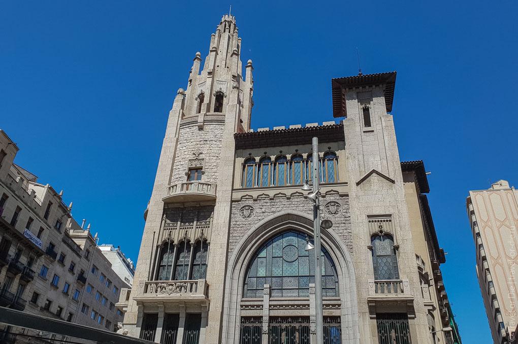 Барселона за 1 день. Экскурсия по Барселоне на автобусе 27