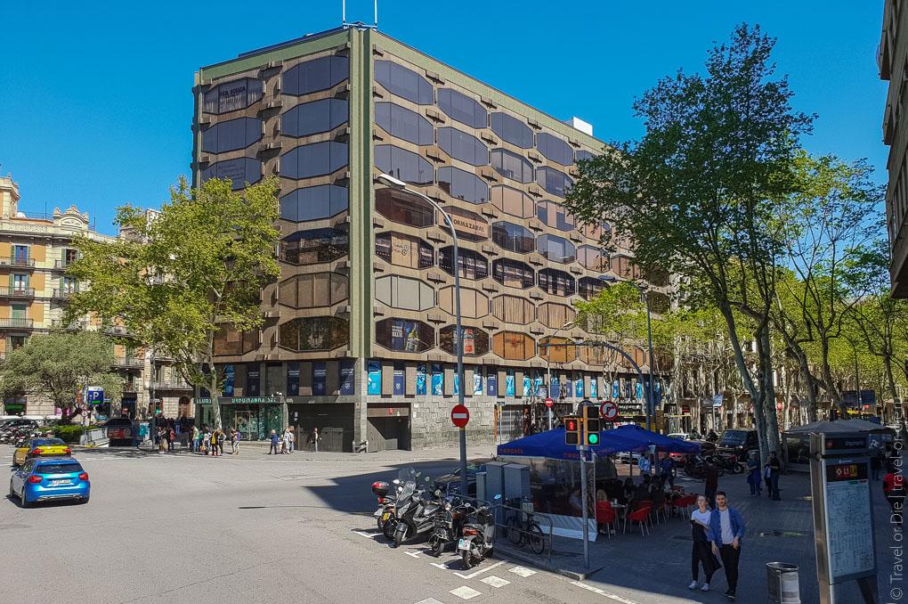 Барселона за 1 день. Экскурсия по Барселоне на автобусе 28