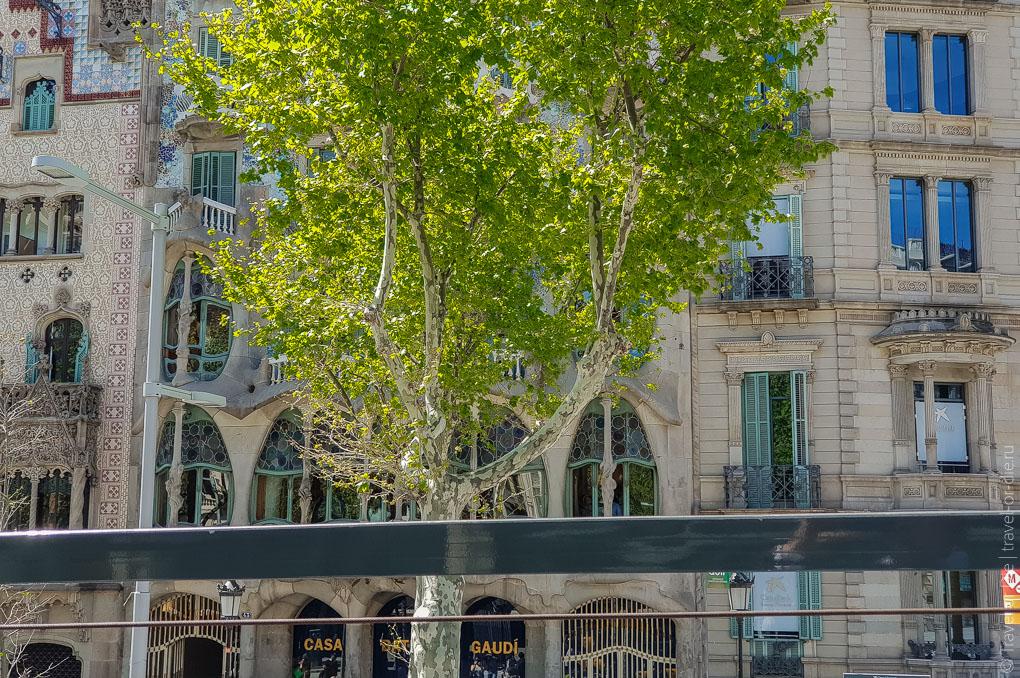 Барселона за 1 день. Экскурсия по Барселоне на автобусе 10