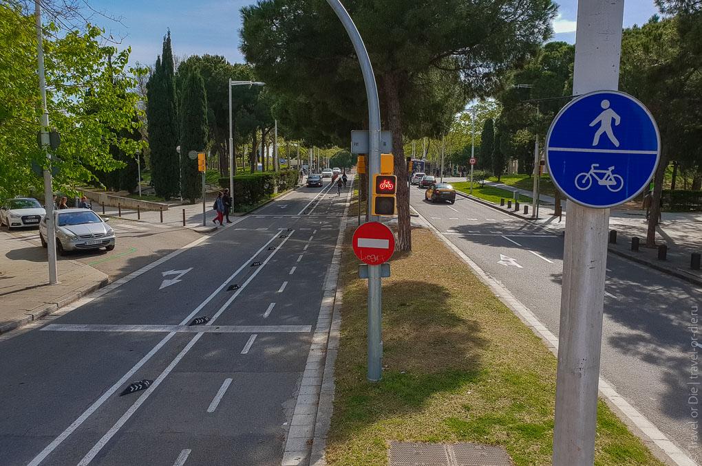 Барселона за 1 день. Экскурсия по Барселоне на автобусе 7