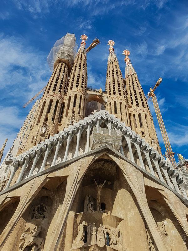 Барселона за 1 день. Экскурсия по Барселоне на автобусе 20