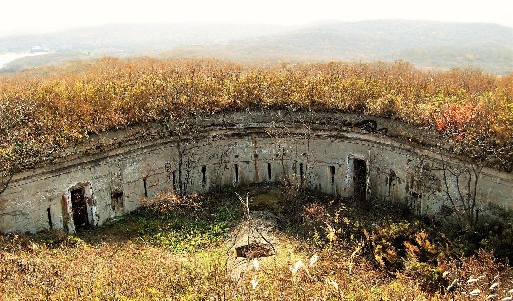 Экскурсии по фортам Владивостока