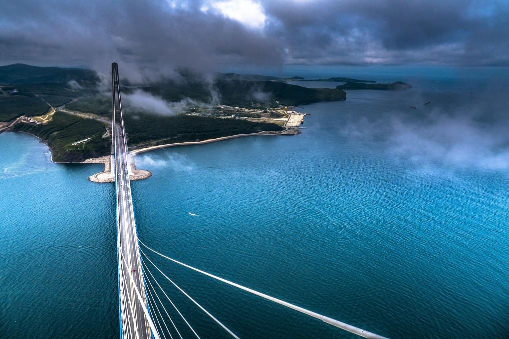 Экскурсия из Владивостока по острову Русский