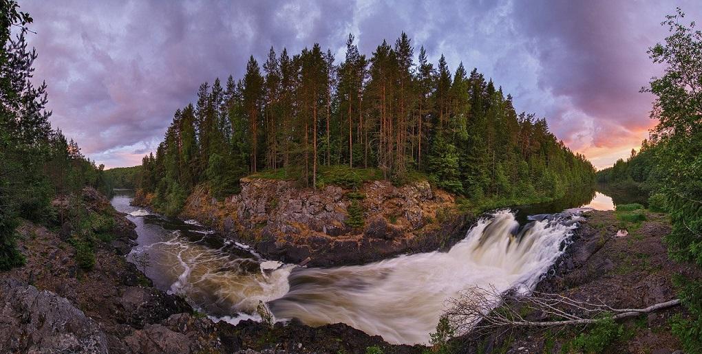 Экскурсия на водопад Кивач из Петрозаводска