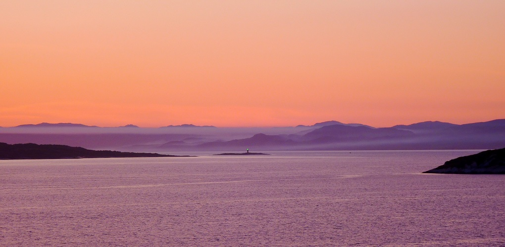 Экскурсия по Кольскому фьорду