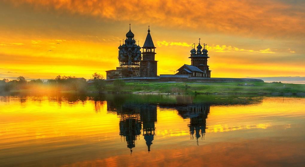Экскурсия в Кижи из Петрозаводска