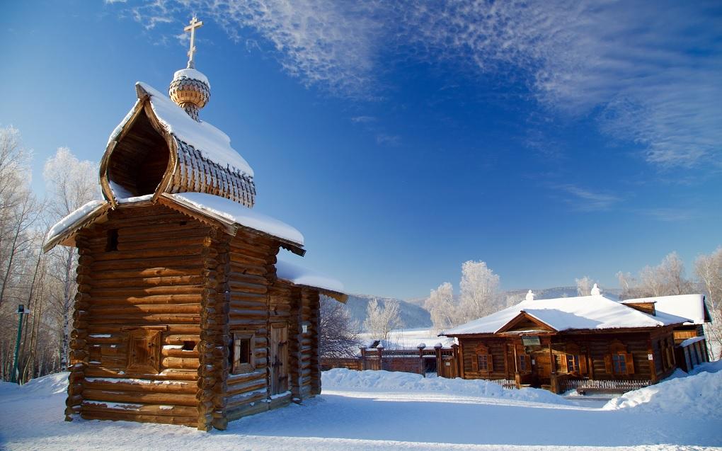 Экскурсия в Листвянку и Тальцы из Иркутска<