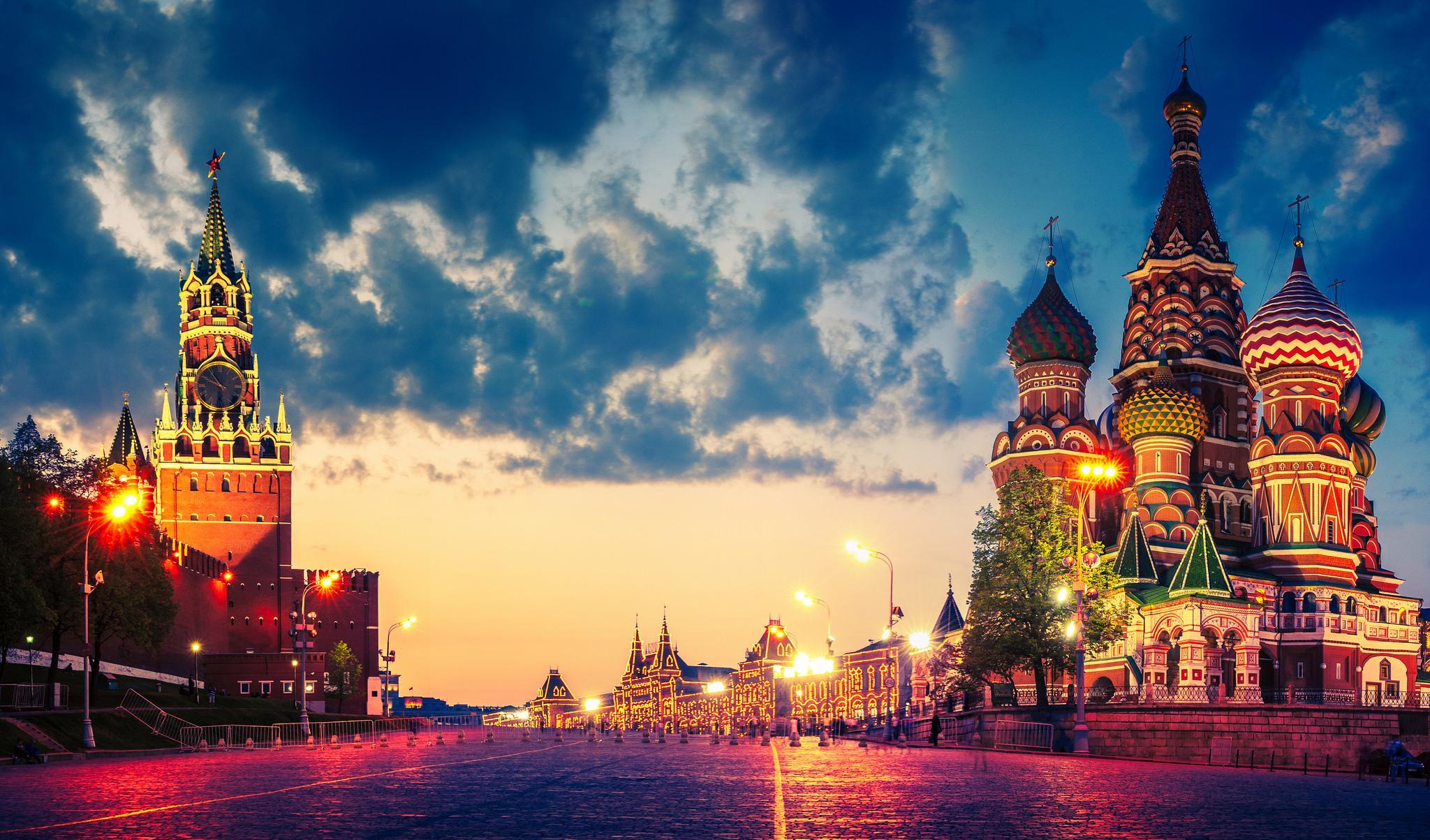 Гид по Кремлю в Москве