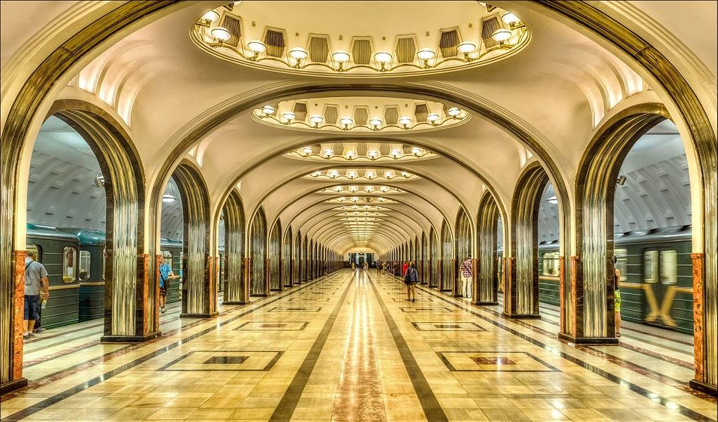 Гид по Метро в Москве
