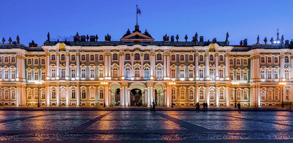 Гид в Эрмитаж в Санкт-Петербурге
