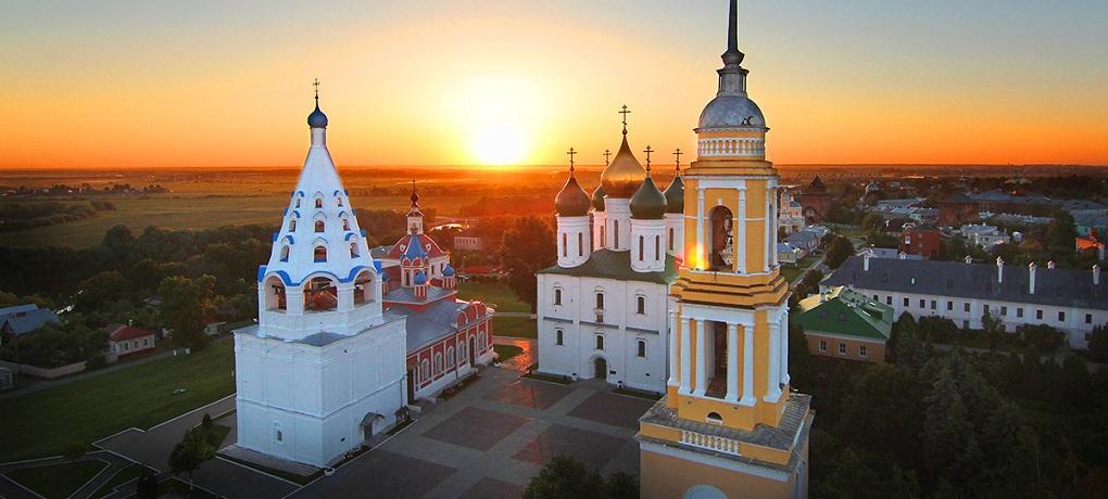Исторические экскурсии в Коломне