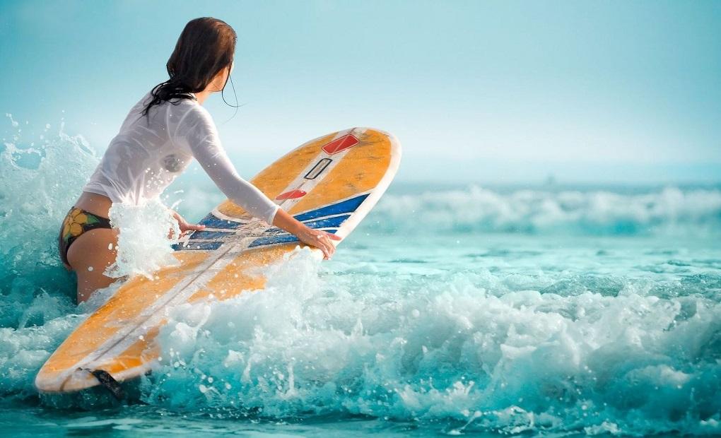 Отзывы о школах серфинга на Бали