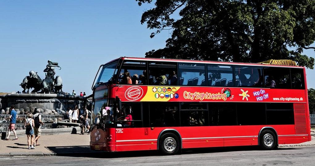 Автобусная экскурсия по Копенгагену