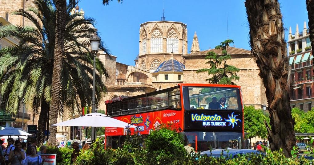 Автобусная экскурсия по Валенсии