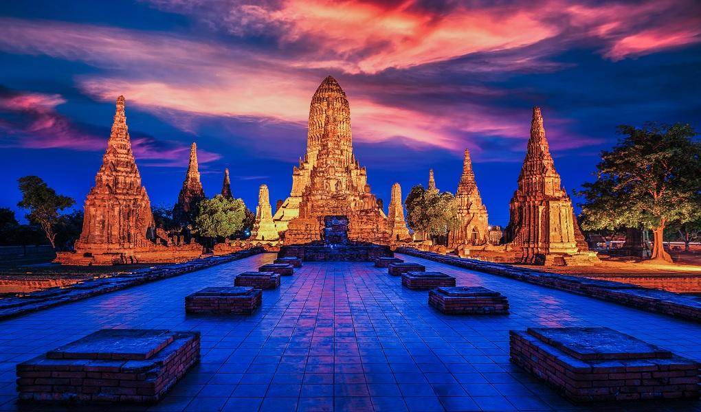 Экскурсии из Бангкока