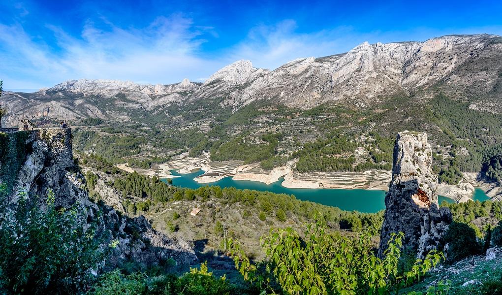 Экскурсии из Валенсии в другие города Испании