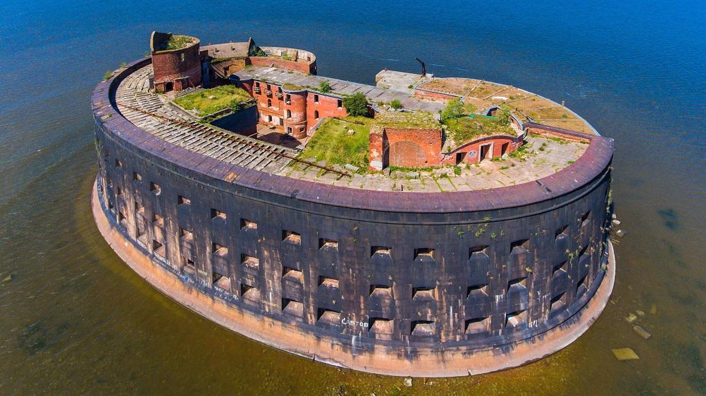 Экскурсии по фортам Кронштадта с расписанием и ценами