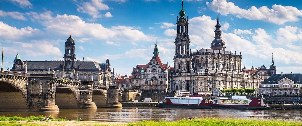 Групповая экскурсия из Праги в Дрезден на русском языке