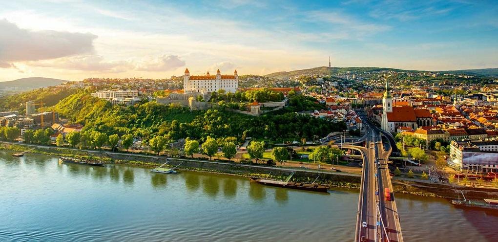 Обзорная экскурсия в Братиславе