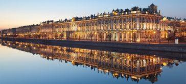 Экскурсии в Эрмитаж в Санкт-Петербурге