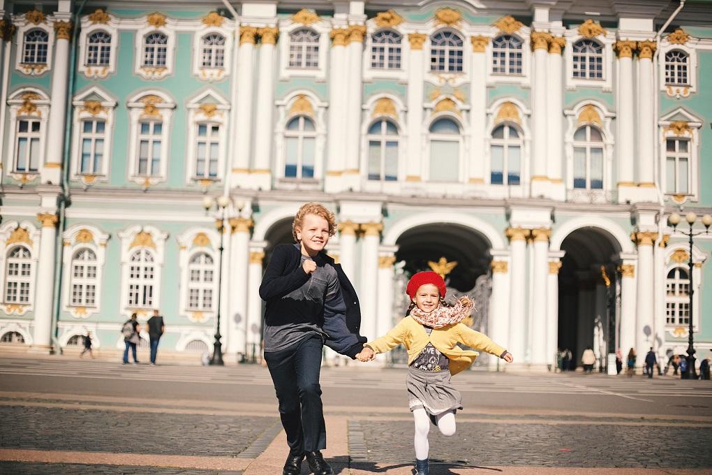 Экскурсии в Эрмитаже для детей
